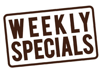 Weekly Specials on eJuice and Vape Kits