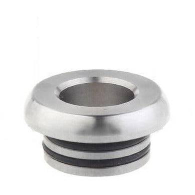 510 Drip Tip Adapter for 810 Tanks Rounded Top - Stainless Steel eJuice Accessories