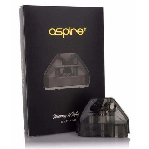 Aspire AVP Replacement Pods (2 Pack) 1.2ohm Nichrome eJuice Accessories