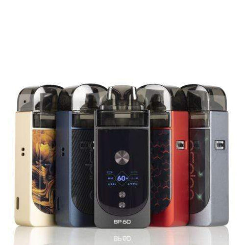 Aspire BP60 60W Pod System Carbon Fibre eJuice Accessories