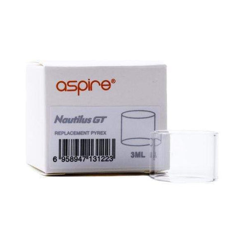 Aspire Nautilus GT 3mL Replacement Glass eJuice Accessories