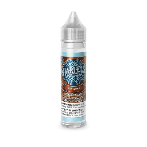 Bar None (Harley's Parlour) 60mL - 3mg/mL eJuice