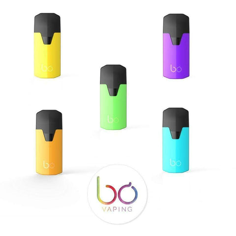 BO Pods 20mg/40mg (3 Packs) eJuice