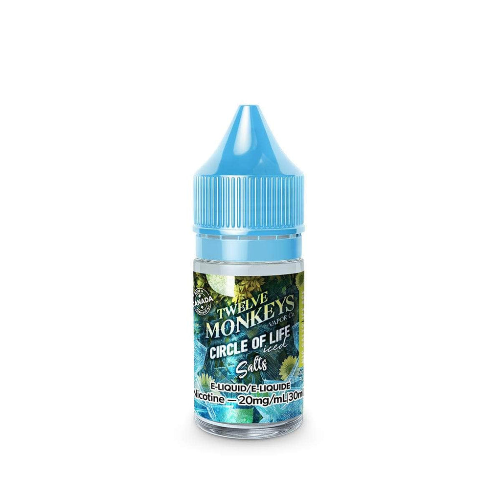 Circle Of Life Iced (Twelve Monkeys: Ice Age) eJuice