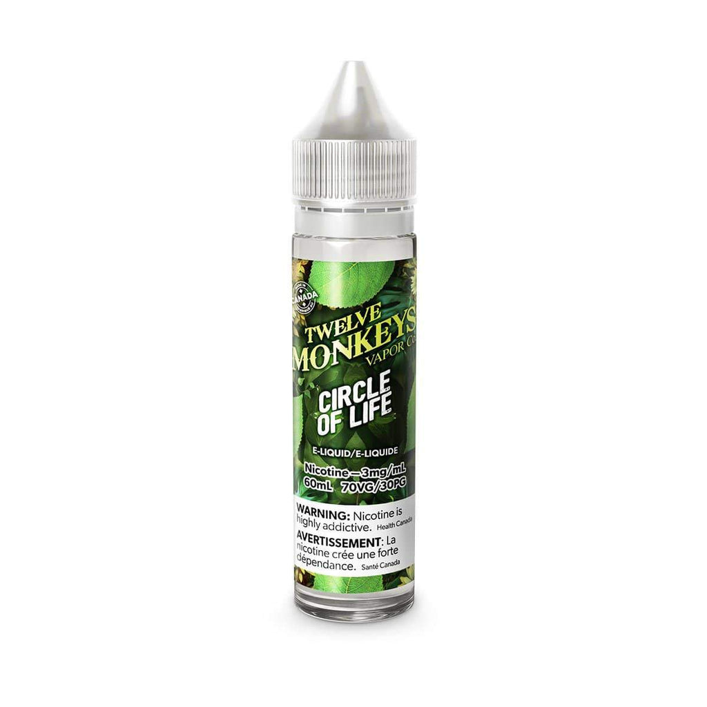 Circle Of Life (Twelve Monkeys: Circle Of Life) eJuice