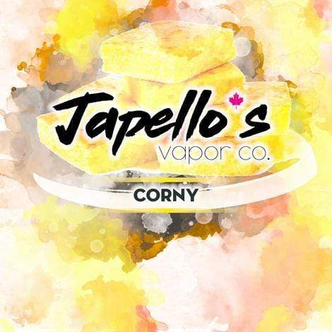 Corn Bread (Japello's Vapor Co.) eJuice