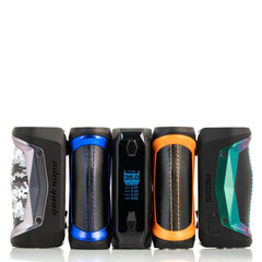 Geekvape Aegis Solo 100W Box Mod Black eJuice Accessories