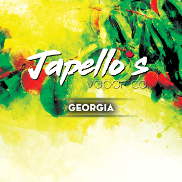 Georgia (Japello's Vapor Co.) 60ml - Strength: 3 mg/ml (Ultra Low) eJuice