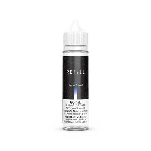 Hype Beast (Refill) 60mL - 3mg/mL eJuice
