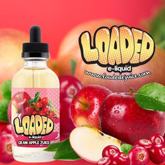 Loaded eJuice Cran Apple Juice (Loaded)