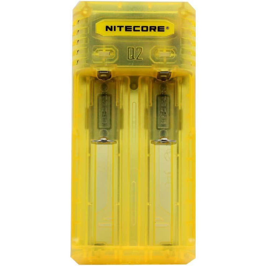 Nitecore eJuice Accessories Yellow Nitecore Q2 Quick Charger