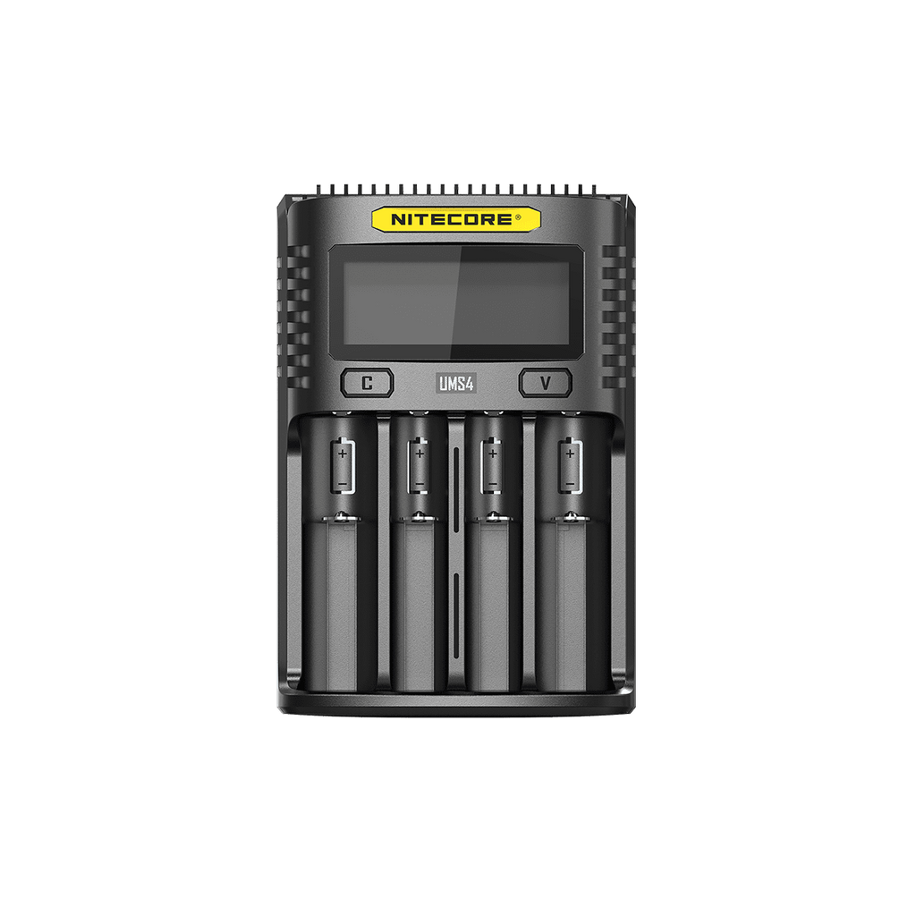 Nitecore UMS4 3A Smart Charger eJuice Accessories