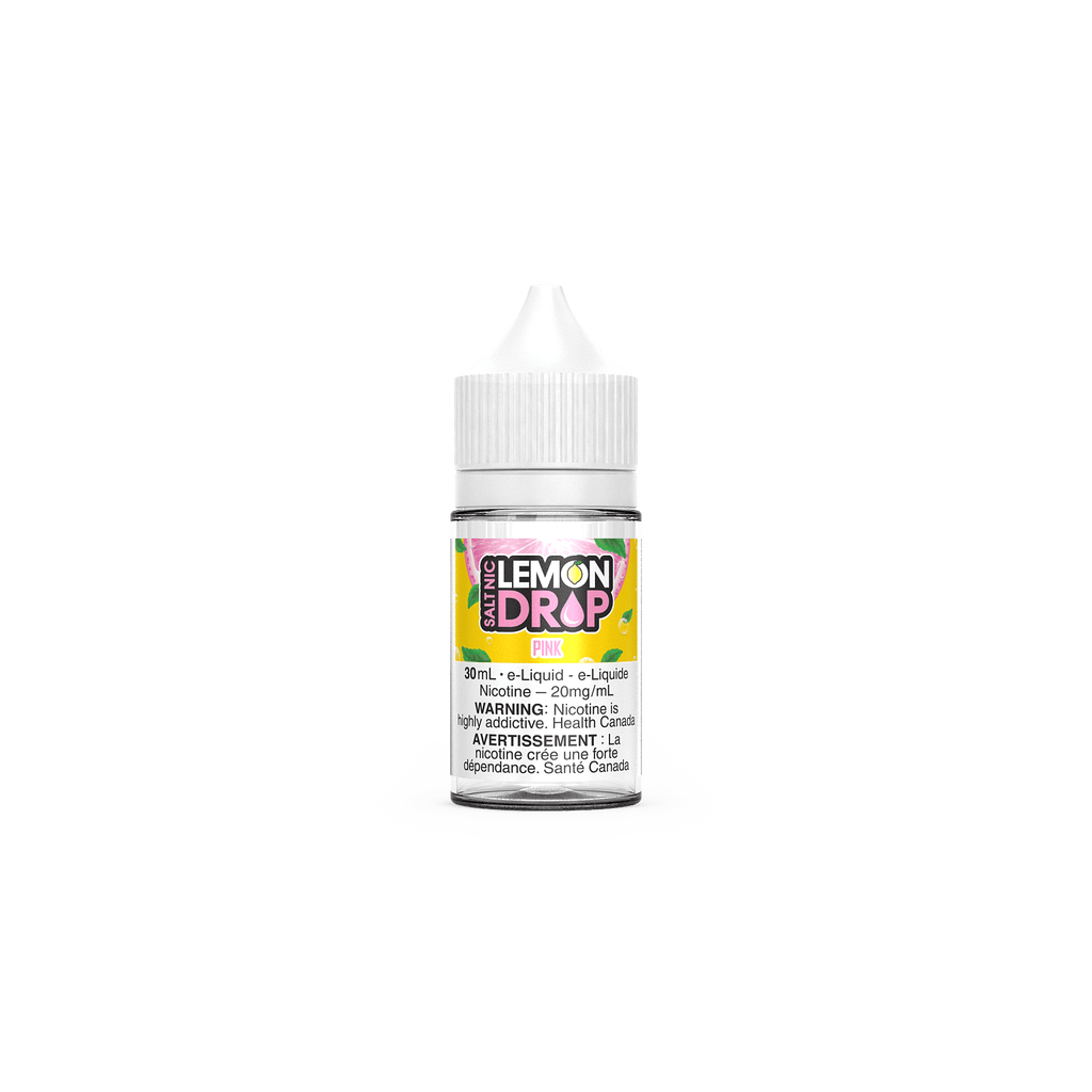 Pink (Lemon Drop) 30mL - 20mg/mL (Salt Nic) eJuice