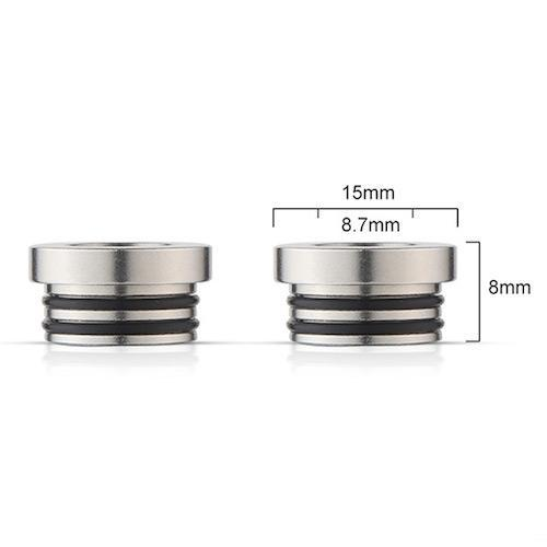 Premium eJuice Samples eJuice Accessories 510 Drip Tip Adapter for 810 Tanks