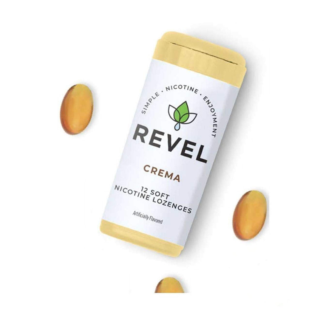 Revel Soft Nicotine Lozenges Crema eJuice