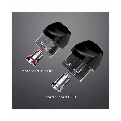 SMOK Nord 2 Replacement Pods (3 Pack) eJuice Accessories