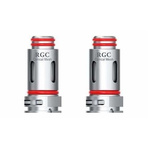 Smok RGC Replacement Coils (5 Pack) 0.17ohm Mesh eJuice Accessories