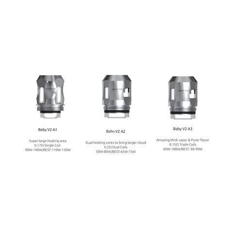 SMOK TFV8 Baby V2 Coils eJuice Accessories
