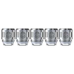 Smoktech eJuice Accessories SMOK TFV8-Baby Replacement Heads (5-Pack)