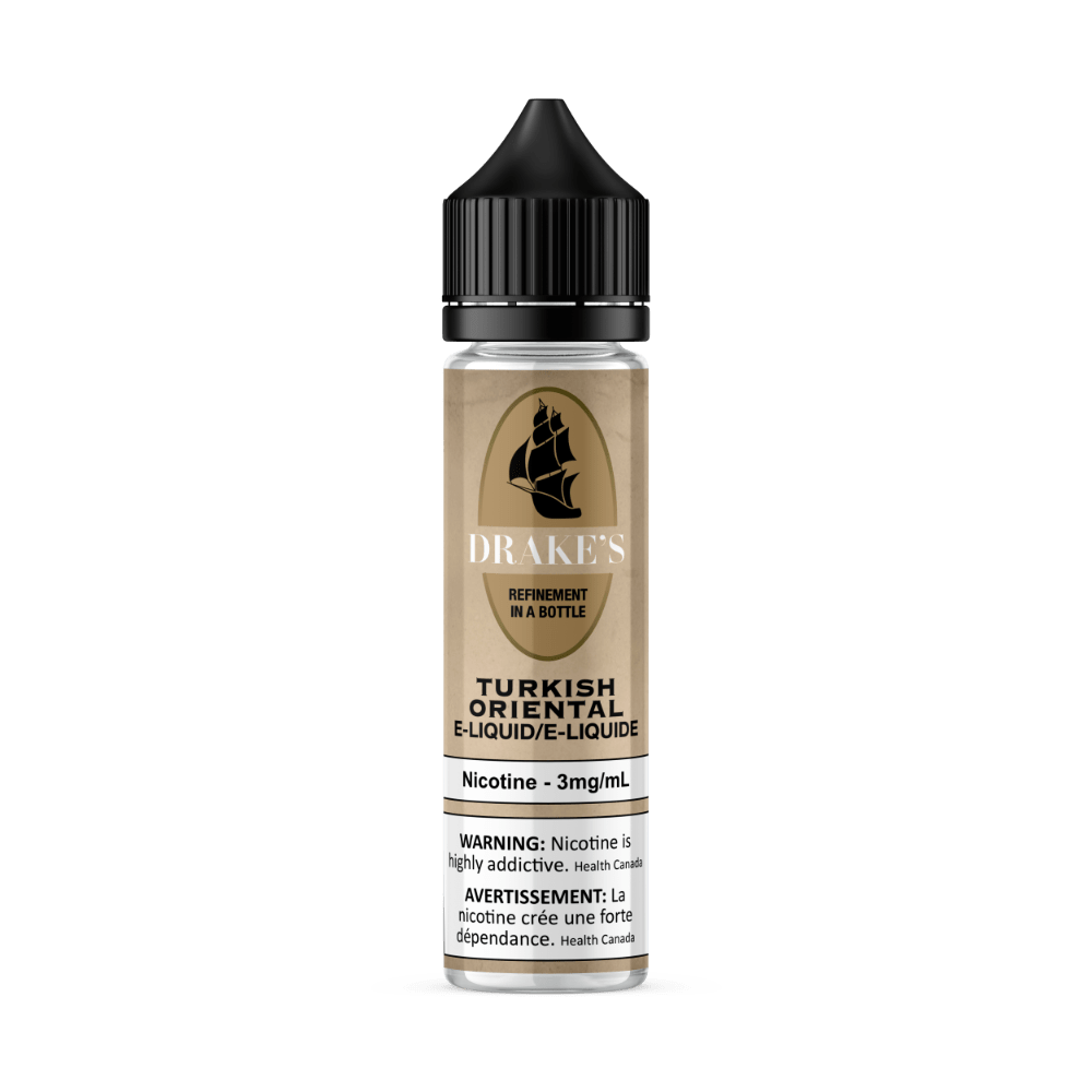 Turkish Oriental (Drake's) eJuice