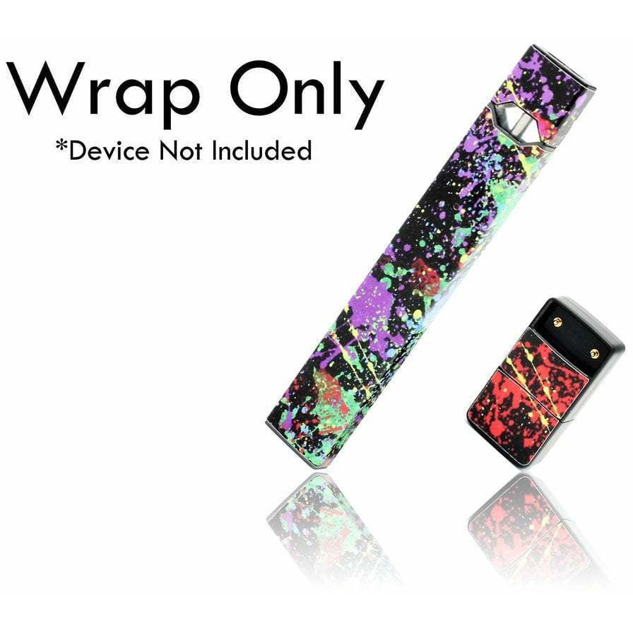 VCG Custom JUUL Wraps Splat eJuice Accessories