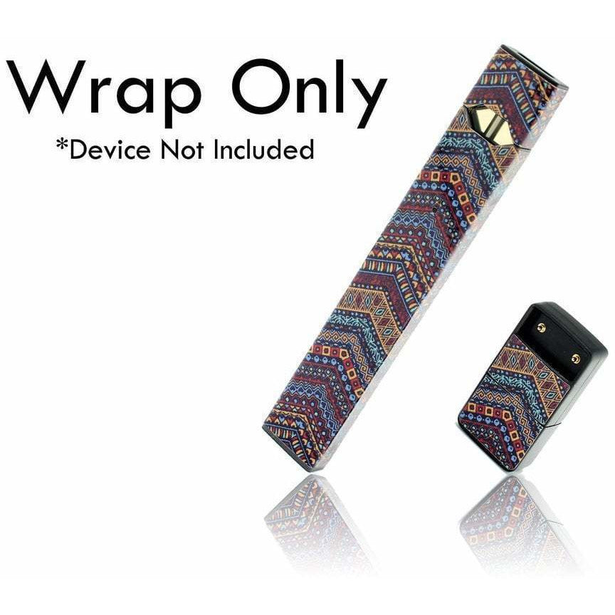 VCG Custom JUUL Wraps Boho Chevron 2 eJuice Accessories