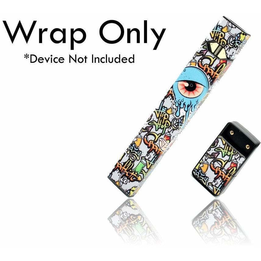 VCG Custom JUUL Wraps Graffiti 1 eJuice Accessories