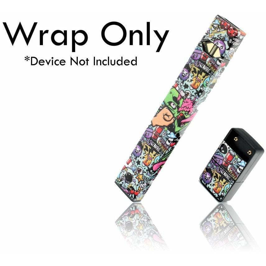 VCG Custom JUUL Wraps Graffiti 2 eJuice Accessories
