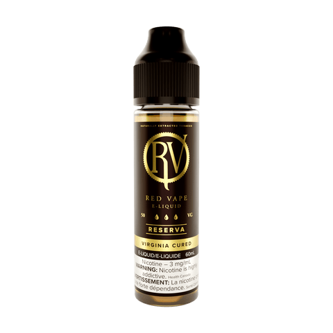 Virginia Cured (Red Vape E-liquid) eJuice