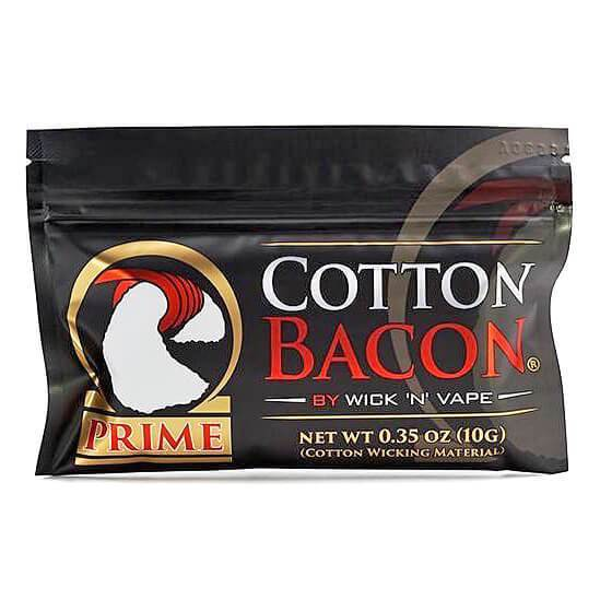 Wick N' Vape eJuice Accessories Cotton Bacon Prime by Wick N' Vape