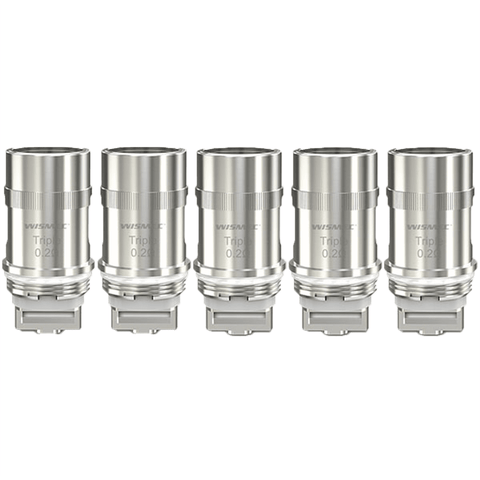 Wismec eJuice Accessories Wismec NS Triple Replacement Coils (0.25 ohm - 5 Pack)