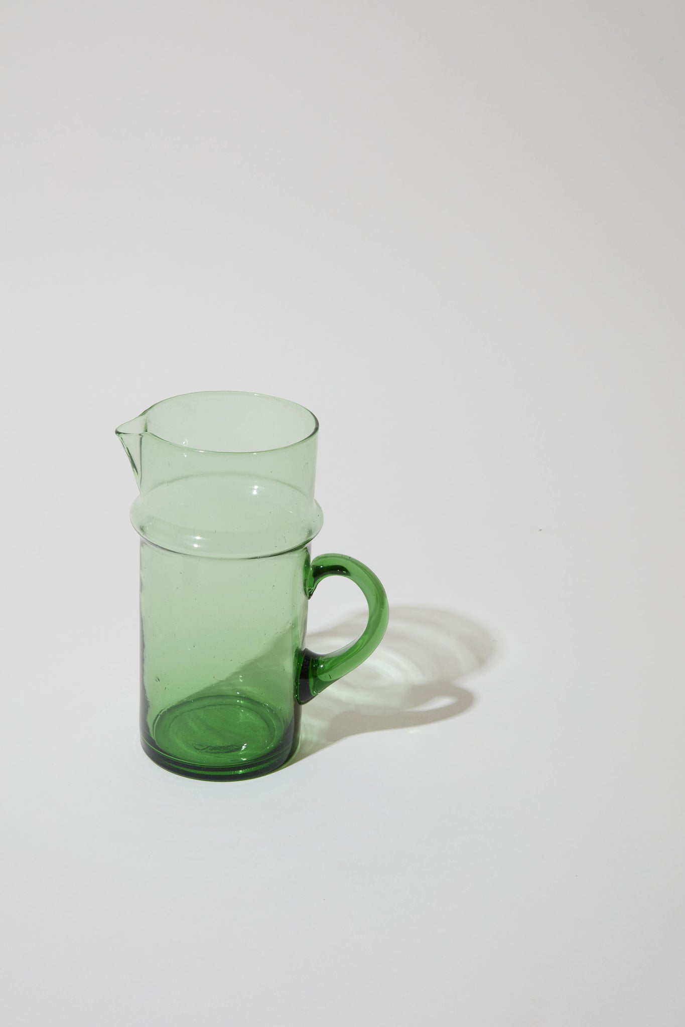 Beldi Green Pitcher