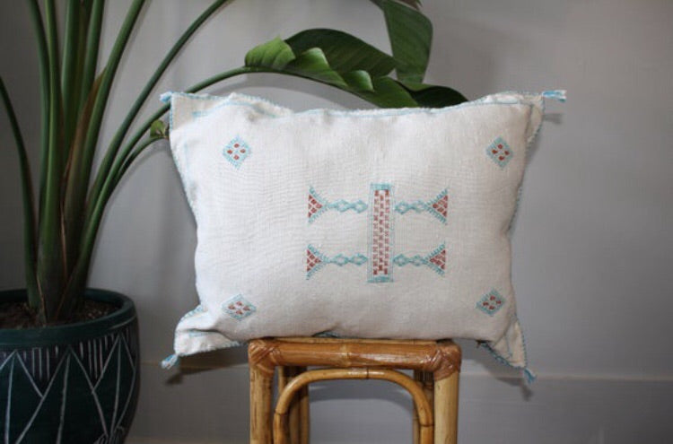 Cactus Silk Pillow Cover