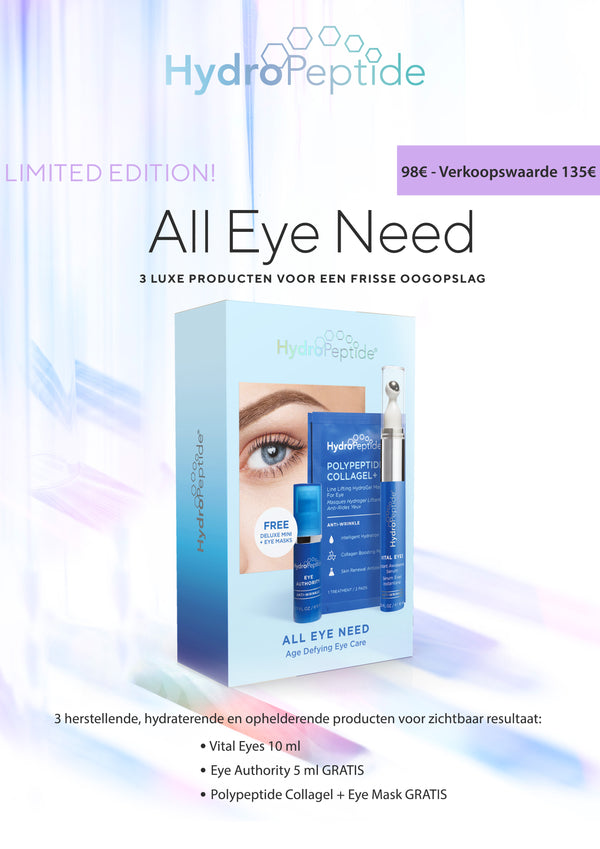 "Limited Edition ""All Eye Need"""