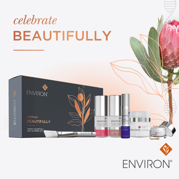 Environ Celebrate Beautyfully Travel Essentials
