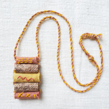 Load image into Gallery viewer, Euca-Tepulu Barkcloth Necklace