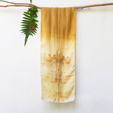 Load image into Gallery viewer, SABANA - Plant-Dyed Scarf