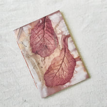 Load image into Gallery viewer, Plant-Dyed Journal | Teak Dance