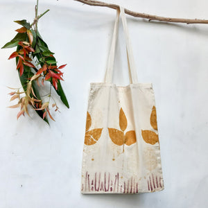 Kidung Alas - Calico Tote | Meadow