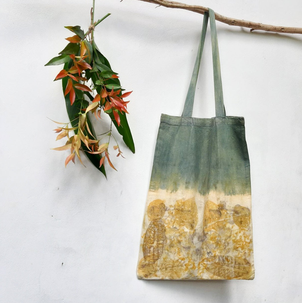 Calico Tote | The Last Windfalls