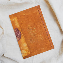 Load image into Gallery viewer, Ecoprinted Journal | Tectona Sunset
