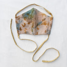 Load image into Gallery viewer, 3-Layered Natural-Dyed Cloth Face Mask