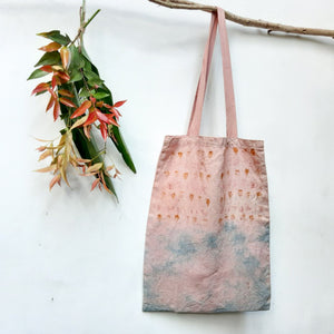 Linen Tote | Afternoon Drizzle