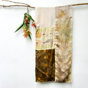 TELAGA Collage Poetry Cloth