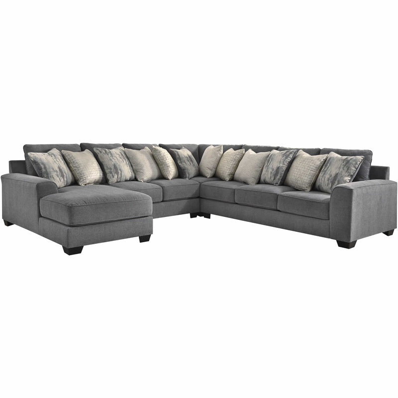 SOFA Castano - 4 Piece Chaise Sectional