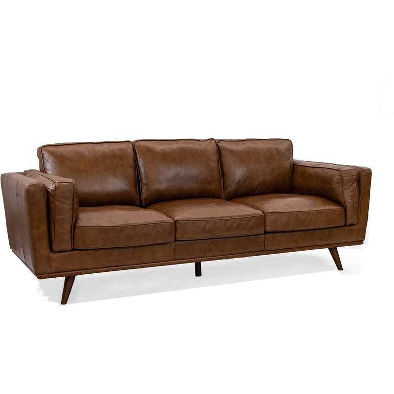 SOFA 3 Seater / Brown Leather Mayfair - 3 Seater