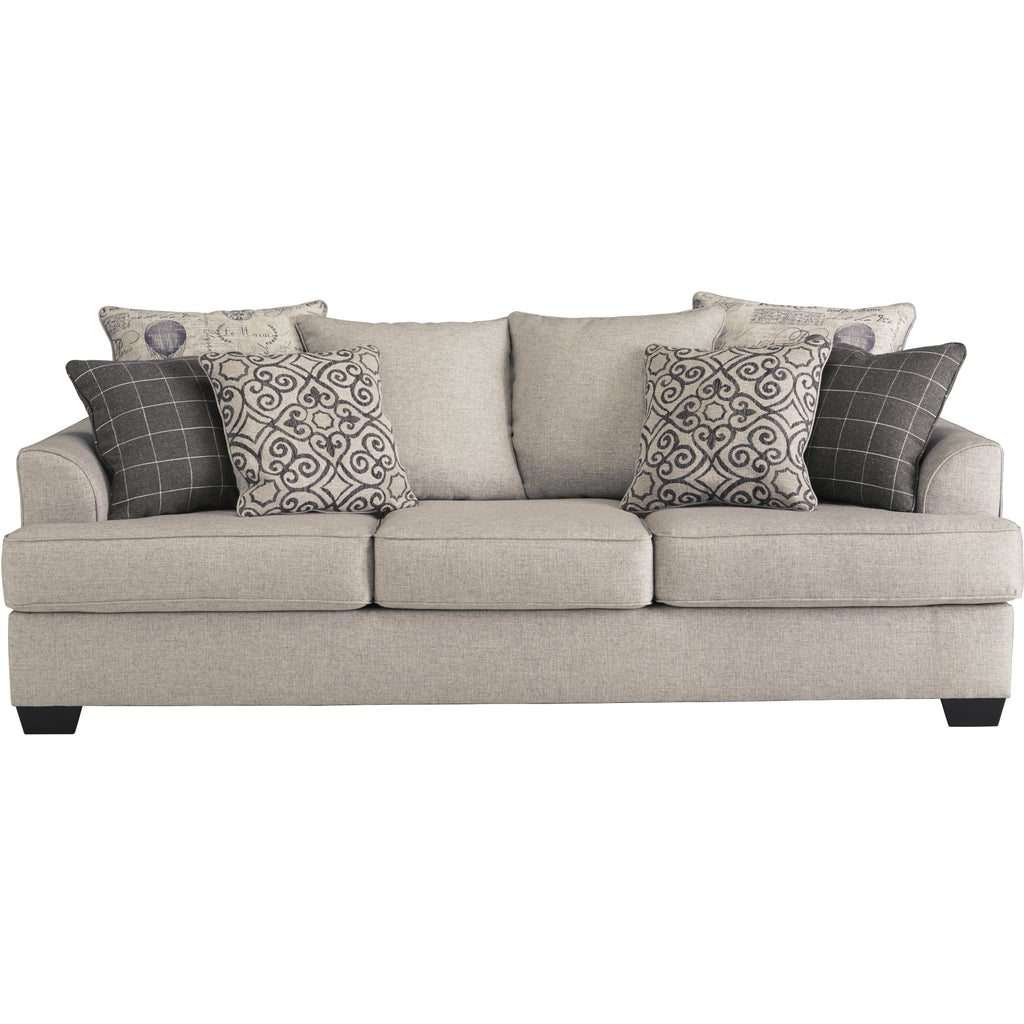 SOFA Sofa / Pewter Velletri - Sofa