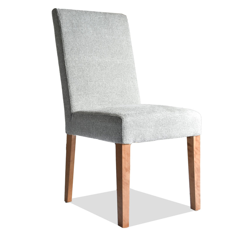 DINING CHAIR Dining Chair / Light Grey Fabric Von Daniken - Dining Chair