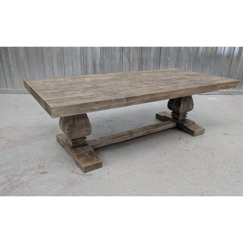 LIVING Coffee Table / Natural Mango-Timber Wellington - Coffee Table
