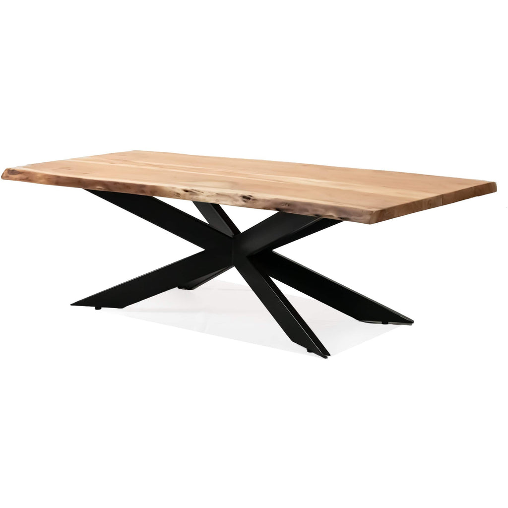 LIVING Coffee Table / Natural Acacia - Timber Xavier - Coffee Table